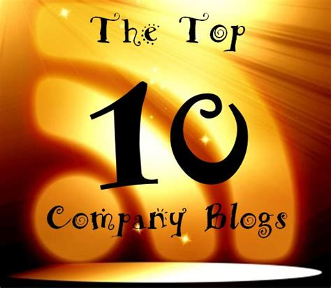 The 10 Best Company Blogs in the World - Schaefer ...