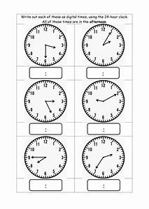 all worksheets 24 hour clock worksheets ks2 printable With 24 hour timer