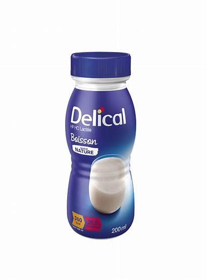 Delical Boisson Lactee Hc Hp Nature Nutriment