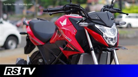 review all new honda cb150r streetfire 2015 youtube