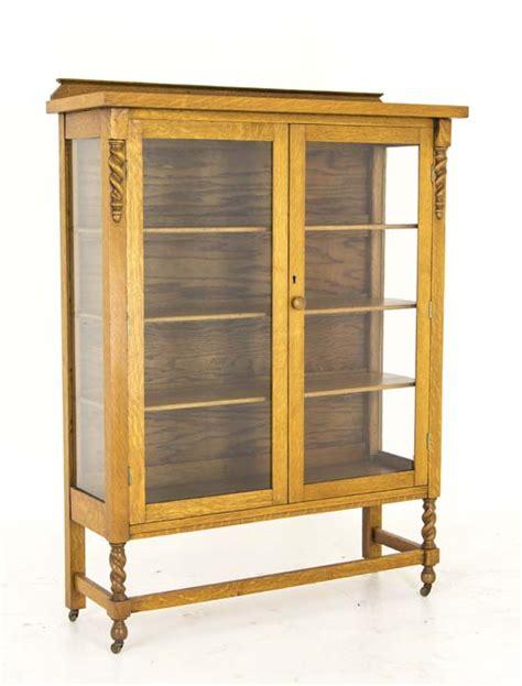 vintage display cabinets 735 08 heatherbrae antiques 3189