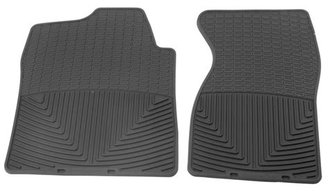 weathertech floor mats chevy suburban 2001 chevrolet suburban weathertech all weather front floor mats black