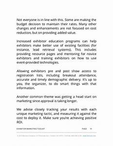2014 Exhibitor Marketing Toolkit Includes  Guidelines