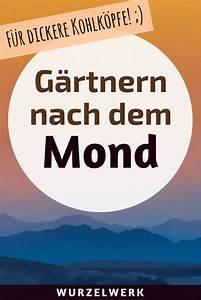 Gärtnern Nach Dem Mond : g rtnern nach dem mond die aussaattage von maria thun ~ Lizthompson.info Haus und Dekorationen