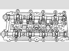 Repair Guides Engine Mechanical Camshaft, Bearings
