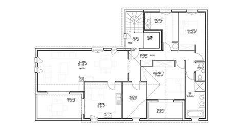 plan de maison en v plain pied 4 chambres maison style et design constructeur maison d 39 architecte