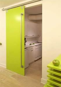 Porte Coulissante Atelier Lapeyre : 21 id es de couleur de peinture pour vos portes ~ Dailycaller-alerts.com Idées de Décoration