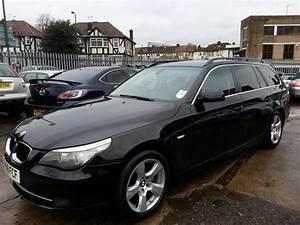 Bmw 5 2009 : used bmw 5 series 2009 black colour diesel 520d se door estate for sale in wembley uk autopazar ~ Gottalentnigeria.com Avis de Voitures