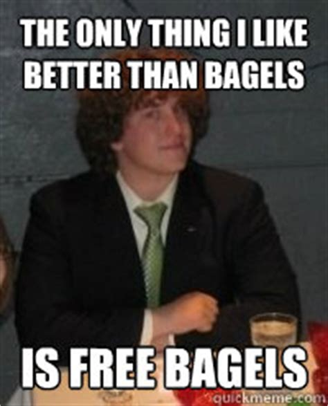 Bagel Meme - the hebrew hammer memes quickmeme