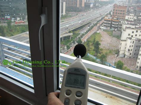 Soundproofing Apartment Windows by Sound Insulation Window Door For Apartment Office
