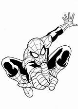Ultimate Spiderman Spider Pages Coloring Fun sketch template