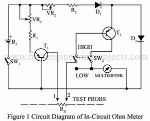 In Circuit Ohm