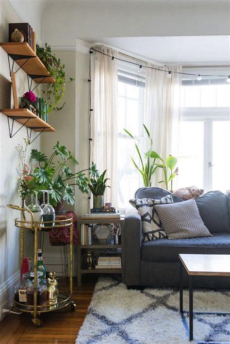 bohemian apartment decor ideas  pinterest