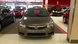 2009 Honda Civic Sedan Manual Transmission