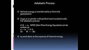 Define Isothermal  U0026 Adiabatic Processes