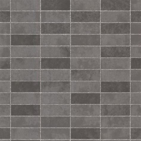 rectangle slate tile hunter slate rectangle tile wallpaper swatch transitional wallpaper by brewster home fashions