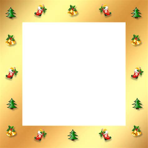christmas gold frame  image  pixabay