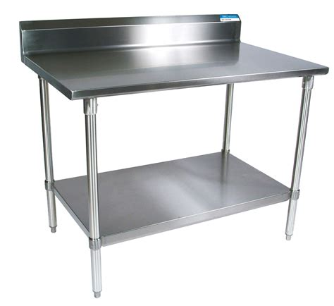 Bk Resources Wstr5 7230 72x30 18g Work Table Stainless