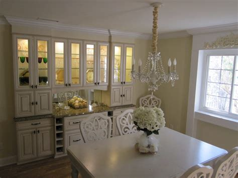 Furniture Dining Room Built Ins Chad Chandler Built In