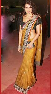 Designer Sarees Replica Online 10 Bollywood Actresses Who Rock In Sarees Indian Fashion