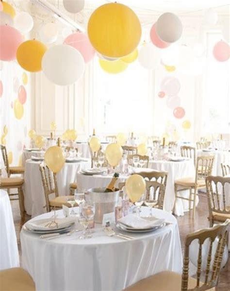 wedding balloon ideas