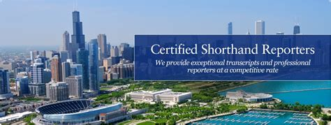 illinois court reporting certified shorthand reporters