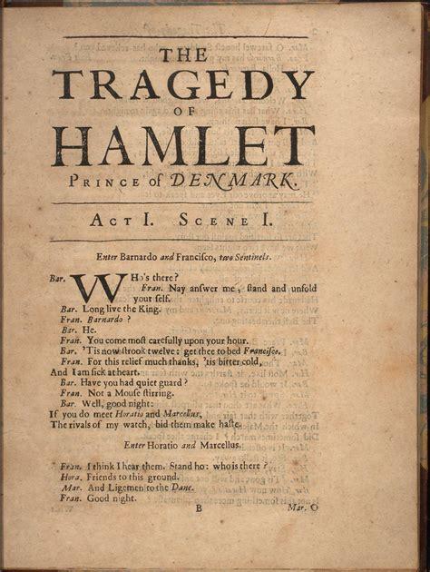 Los Sentimientos En Hamlet