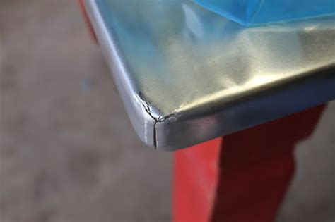 Covering a surface with zinc sheet metal/copper/stainless