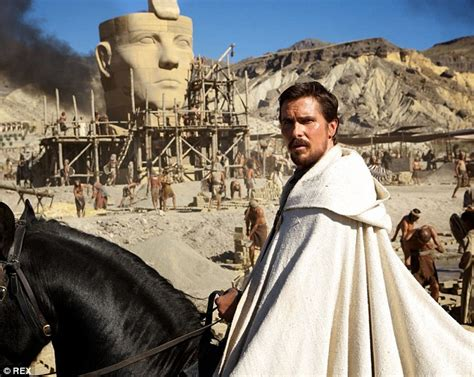 Christian Bale's Take On Moses After He Studied It For