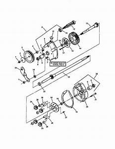 Transmission  Differential  Diagram  U0026 Parts List For Model
