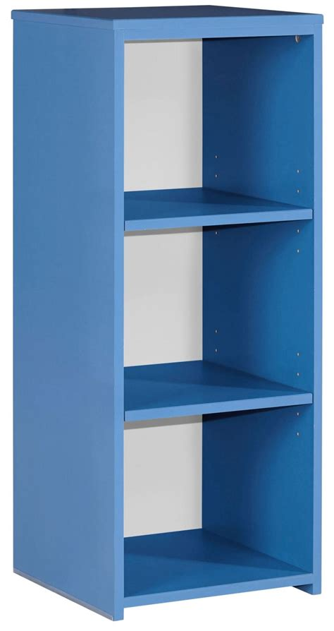 Blue Bookcase by Bronilly Blue Bookcase From B045 30 Coleman
