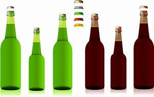 beer bottle clipart vector - Clipground