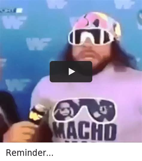 Macho Man Randy Savage Meme - 25 best memes about macho man randy savage macho man