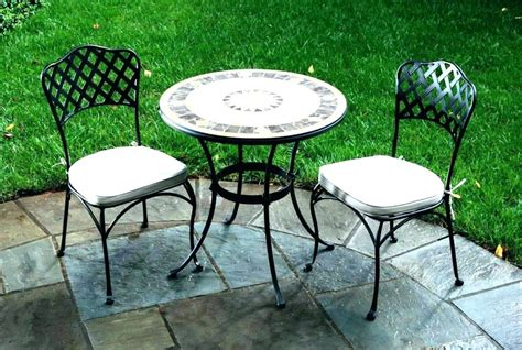 Cheap Patio Table by Outdoor Bistro Furniture Table Cheap Patio Bristro
