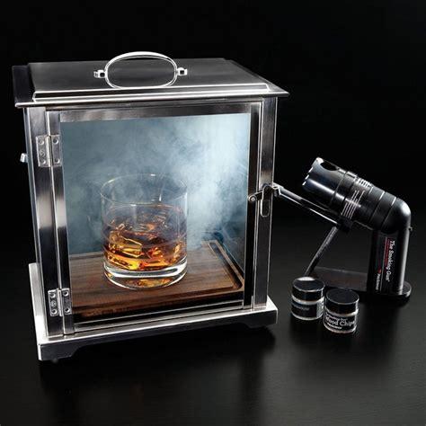 Unique Home Bar Accessories by Gun Cocktail Smoker Petagadget
