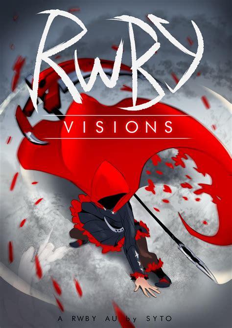 RWBY: Visions Cover : RWBYVisions