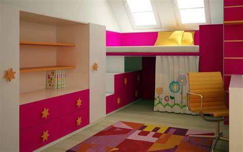 Inspiring Childrens Room Designs