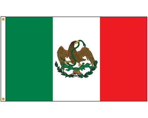 what do the colors of the mexican flag picture of mexican flag
