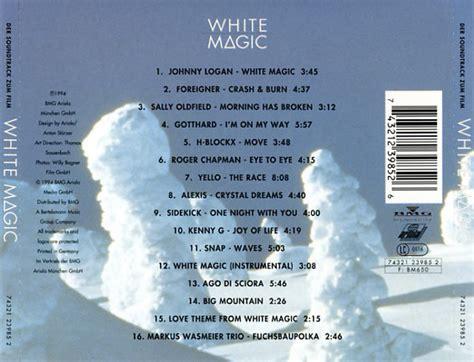 white magic soundtrack  cd sniper reference