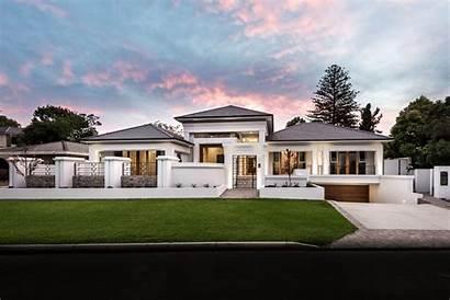 Luxury Homes American Custom Perth Plans Hamptons