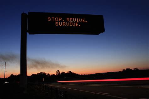 stop revive survive deography  dylan odonnell