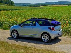 Ds3 Thp 155 : foto citroen ds3 cabrio thp 155 sport chic testbericht vom artikel citroen ds3 cabrio ~ Gottalentnigeria.com Avis de Voitures