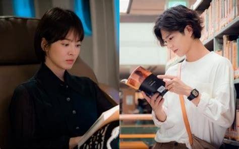 encounter song hye kyo  park bo gums latest drama