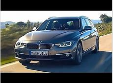 BMW 3 Series Touring 2016 REVIEW Luxury Line BMW 330D F30