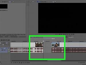 How To Split Videos Using Sony Vegas Pro  6 Steps  With