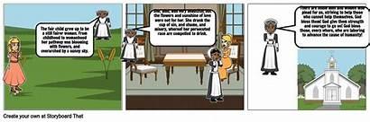 Harriet Jacobs Storyboards Storyboard