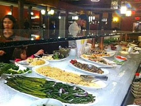 Extensive Cold Buffet  Picture Of Brazilian Grill
