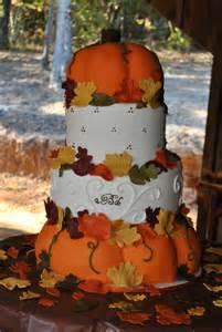 wedding cake harvest 39 s sweet cakes pumpkin wedding cake