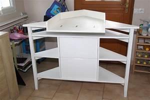Commode D Angle : table langer d 39 angle meubles d coration commode beautor reference meu com tab petite ~ Teatrodelosmanantiales.com Idées de Décoration