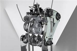 Bmw N20 2 0-liter Twin Scroll Turbo Cutaway